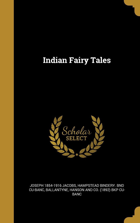 Indian Fairy Tales PDF