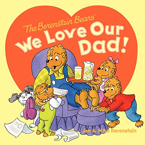 father's day book Berenstain bears