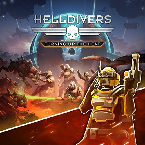 Helldivers: Turning Up the Heat Edition (Cross-Buy) -  [Digital Code]