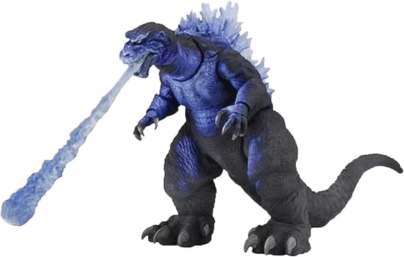 Huanghuang 2001 Movie Godzilla: Atomic texicola Godzilla Action Figure Multicolor