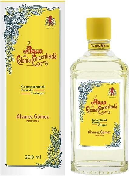 Oferta amazon: ALVAREZ GOMEZ agua de colonia concentrada frasco 300 ml