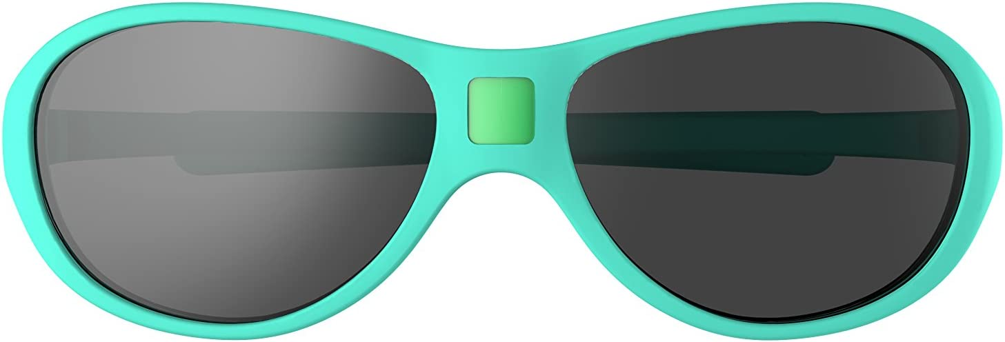 12-30 mesi Infrangibili al 100/% Occhiali da sole per bambini stile Jokaki Crema Ki ET LA