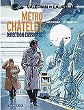 Valérian, tome 09 : Métro châtelet, direction Cassiopée