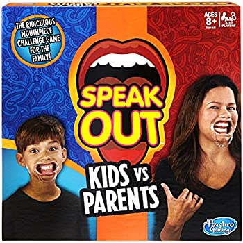Amazon com: HOWADE Mouth Guard Challenge Game ,Speak Fun Game 8 pcs