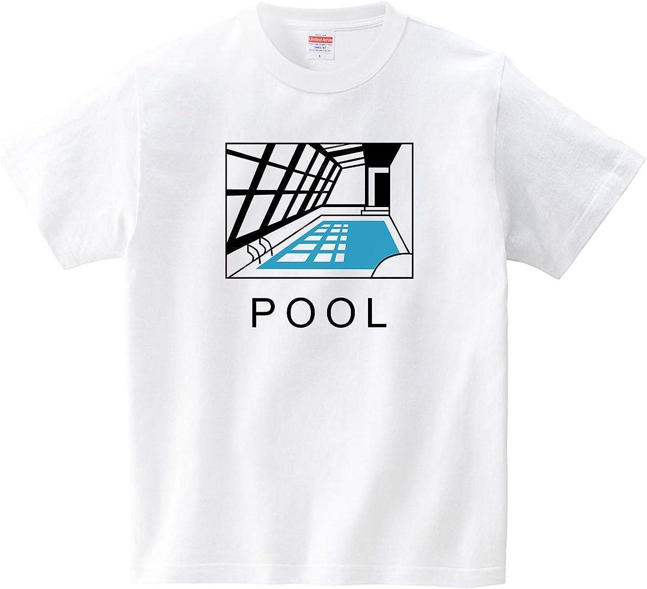 例 の プール t シャツ