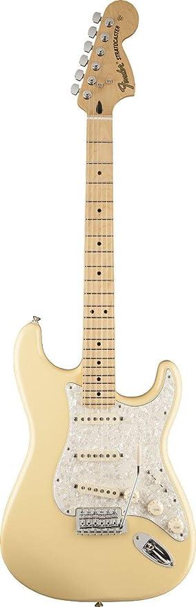 Fender Deluxe Roadhouse Stratocaster MN VWT incl. Gigbag: Amazon.de ...