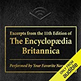 Excerpts from The Encyclopaedia Britannica: A