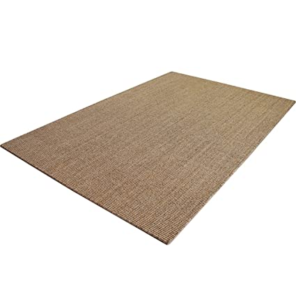 ZhaoLiRuShop Imported, Hand Stitched Edge, Sisal Rug, Mats, Living Room,