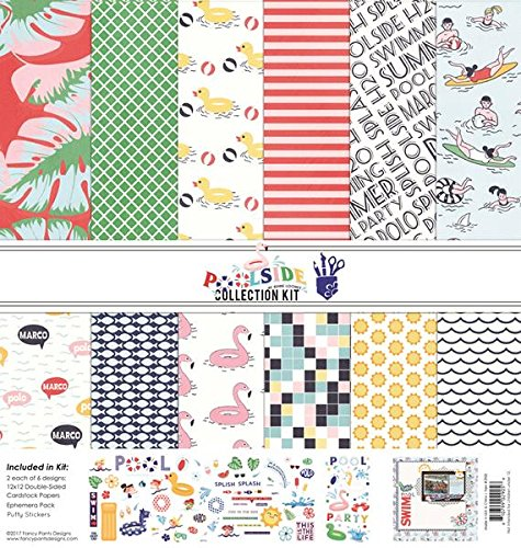 Poolside 2905 Fancy Pants Designs Collection Kit -