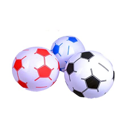 Balón inflable de fútbol, natación, fútbol, piscina, fiesta ...