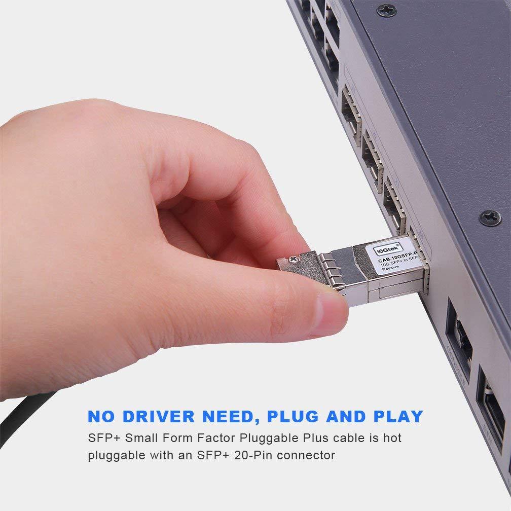 10G SFP+ DAC Cable - 10GBASE-CU Passive Direct Attach Copper