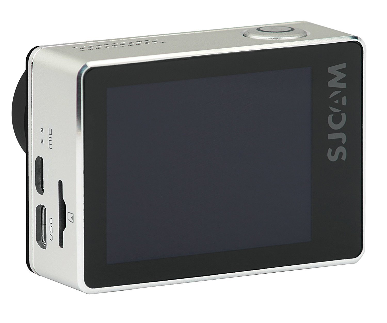 SJCAM SJ7 STAR 4K 12MP 2'' Touch Screen Metal Body Gyro Waterproof Sports Action Camera BLACK by SJCAM (Image #3)