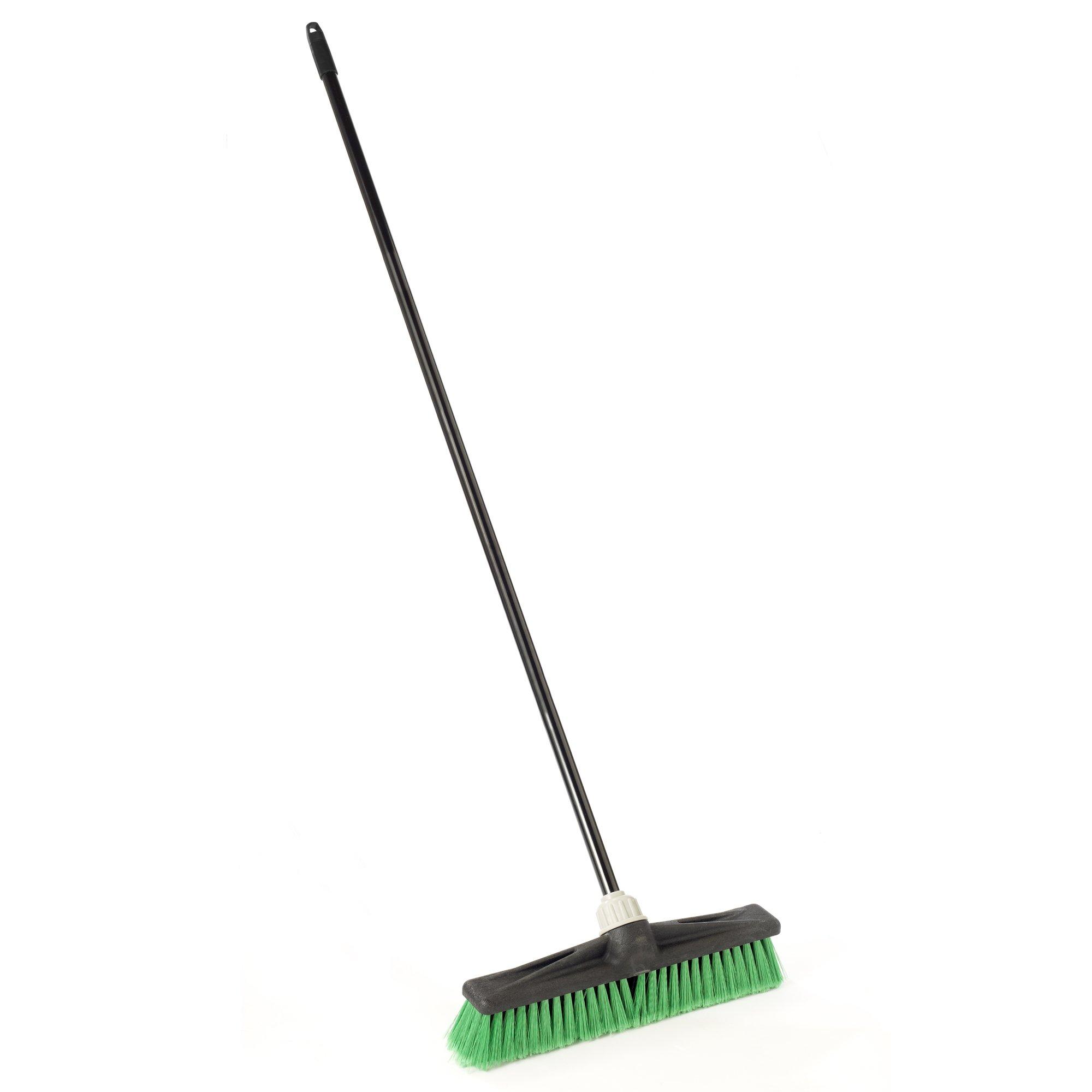 O-Cedar Professional 18'' Multi-Surface Push Broom by O-Cedar (Image #2)