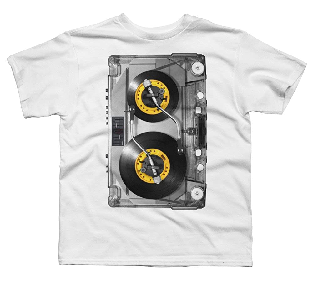 Design By Humans Nonstop Play Boys Youth Graphic T Shirt