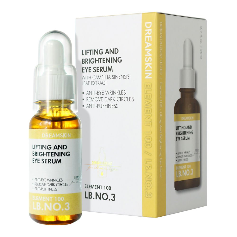 [Element 100] Lifting and brightening Eye Serum 30ml