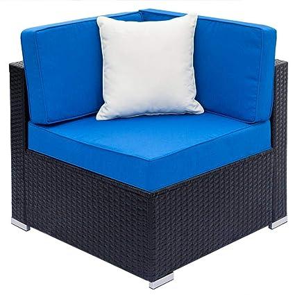 Amazon.com: Foerteng-us Modular Left Corner Sofa Sets with 1pcs ...