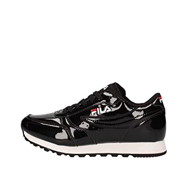 Fila Baskets Orbit F Low Noir Femme
