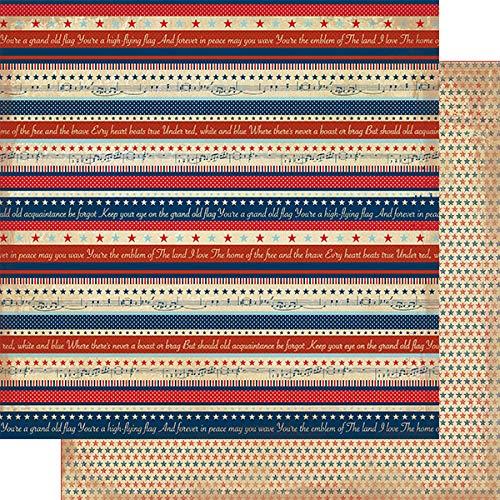 Authentique Paper''Liberty'' 6x6 Paper Pad by Authentique Paper (Image #6)