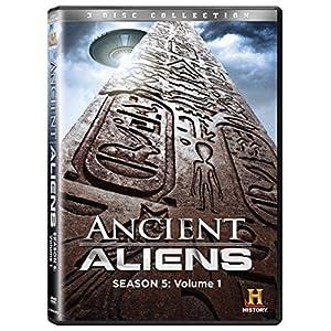 Ancient Aliens: Season 5 - Volume 1 [DVD] (2013)