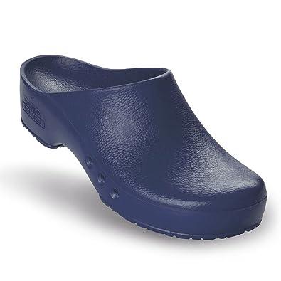 Schürr OP-Schuhe, CHIROCLOGS SPEZIAL, rot, für Damen und Herren Gr. 45