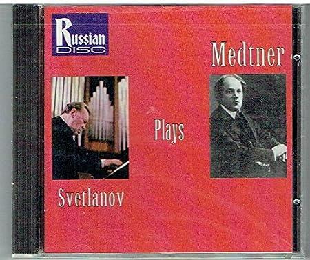 Svetlanov Plays Medtner