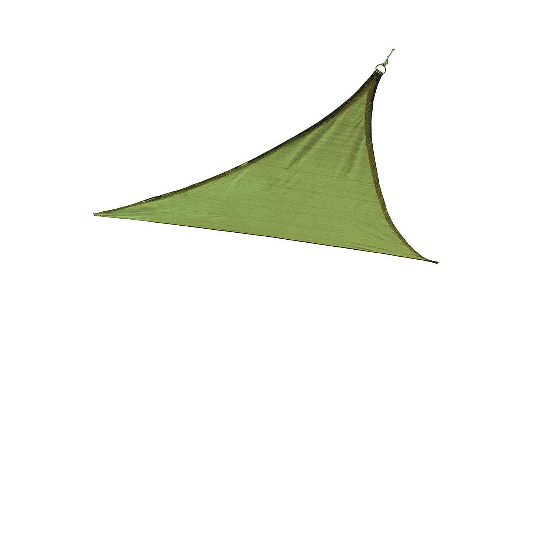 サンシェード トライアングル (ライムグリーン) B00HF4CXJU 10148  ライムグリーン