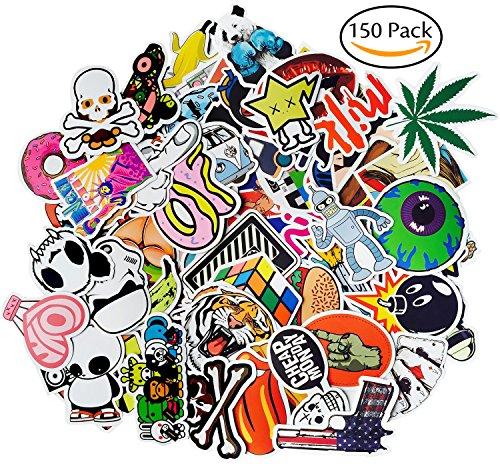 skateboard sticker pack - 4