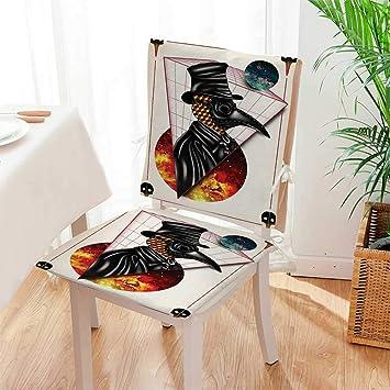 Amazon.com: Mikihome - Juego de cojines decorativos para ...
