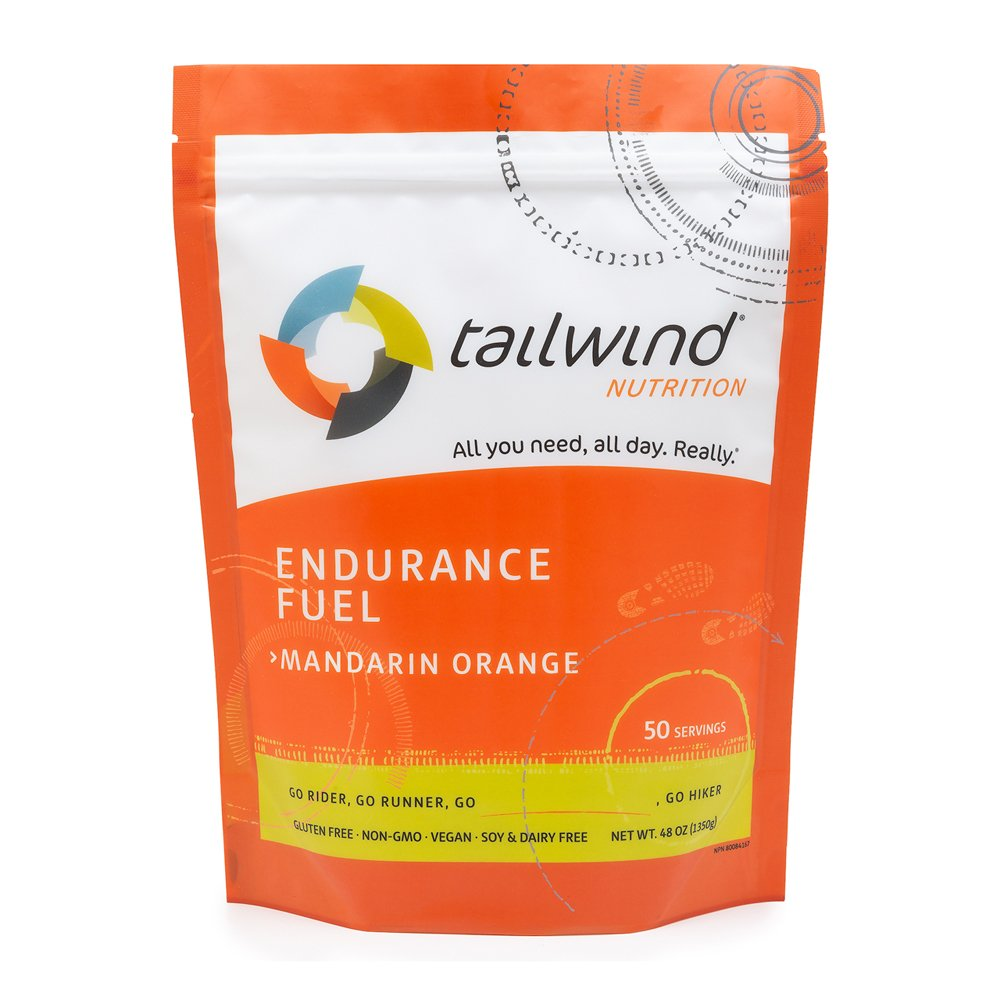Tailwind Nutrition Endurance Fuel Mandarin Orange 50 Serving
