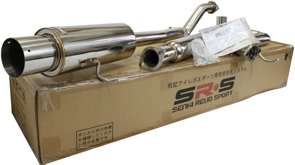 SRS catback exhaust system for 05-08 Chevrolet Cobalt SS Super Charge