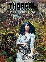 Les Mondes de Thorgal - Kriss de Valnor, tome 6 : L'île des enfants perdus par Roman Surzhenko