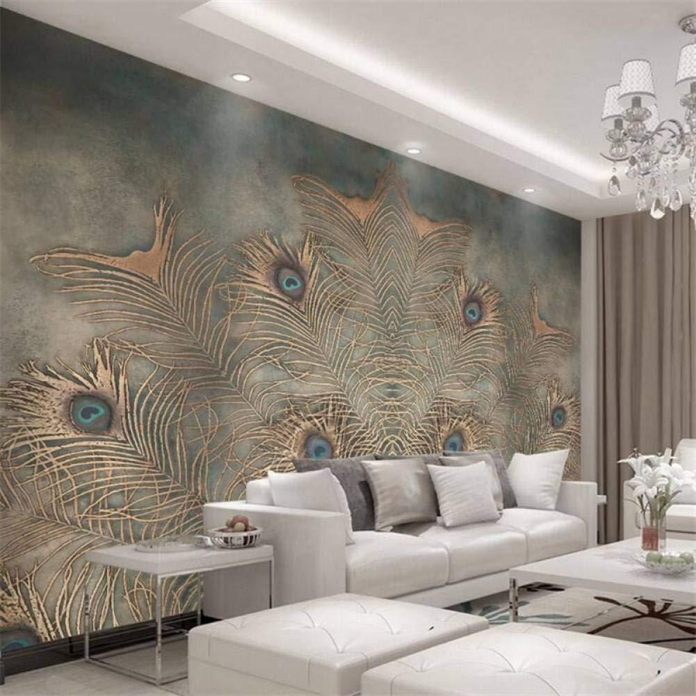 ahorra 50% -75% de descuento YYBHTM Fondo Moderno Papel Papel Papel Tapiz 3D Salón Dormitorio Fondo Mural Photo 250x175cm  bienvenido a elegir