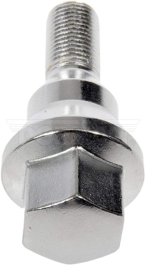 1.13 in - 16 Wheel Nut Standard Pack of 10 Hex 1 1//2 in Dorman 611-0053.10 1 1//8 in Length Yellow Zinc