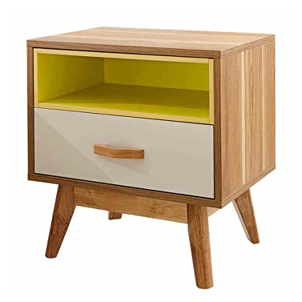 Amazon.com: XUE Bedside Table Bedside Cabinets Bedside ...