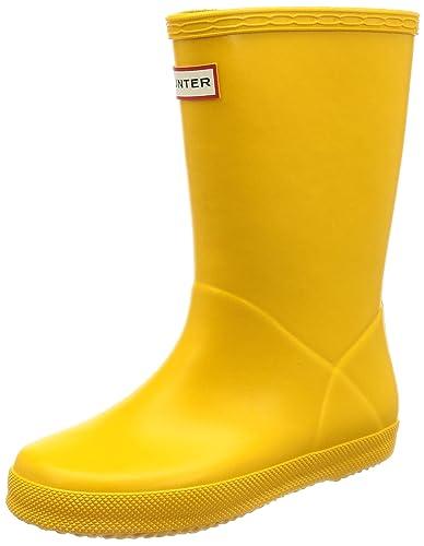 df0a2a473c8 Hunter Original First Classic Rain Boot (Toddler/Little Kid)