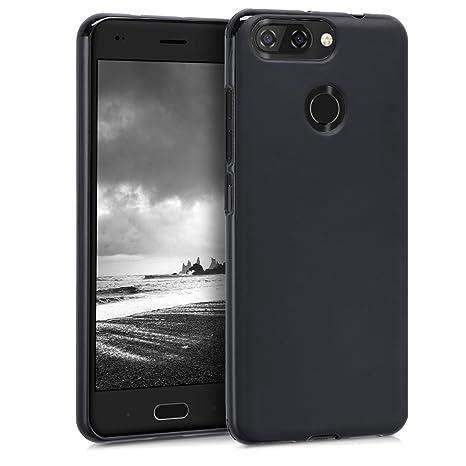 Amazon.com: kwmobile TPU Silicone Case for ZTE Blade V9 Vita ...