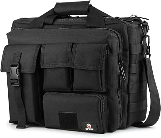 Flying Seagull Laptop Bag Messenger Bag Slim Briefcase with Crossbody Shoulder Bag Computer Bag Computer and Tablet Carrying Case for 13.4-14.5In