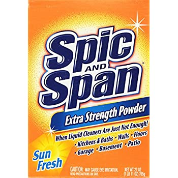 Image result for spic and span