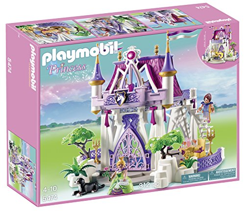 6132cZNGFBL - PLAYMOBIL Fairies with Toadstool House