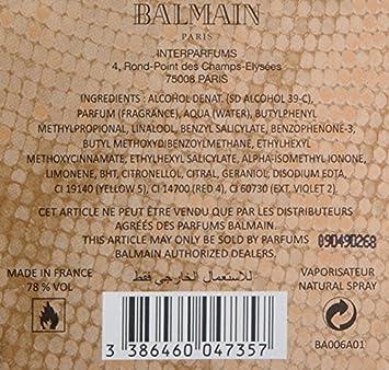 Pierre Balmain Extatic Eau de Parfum, 3 Ounce