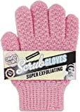 Soap & Glory Super Exfoliating Scrub Gloves Smooth Your Body! One Size