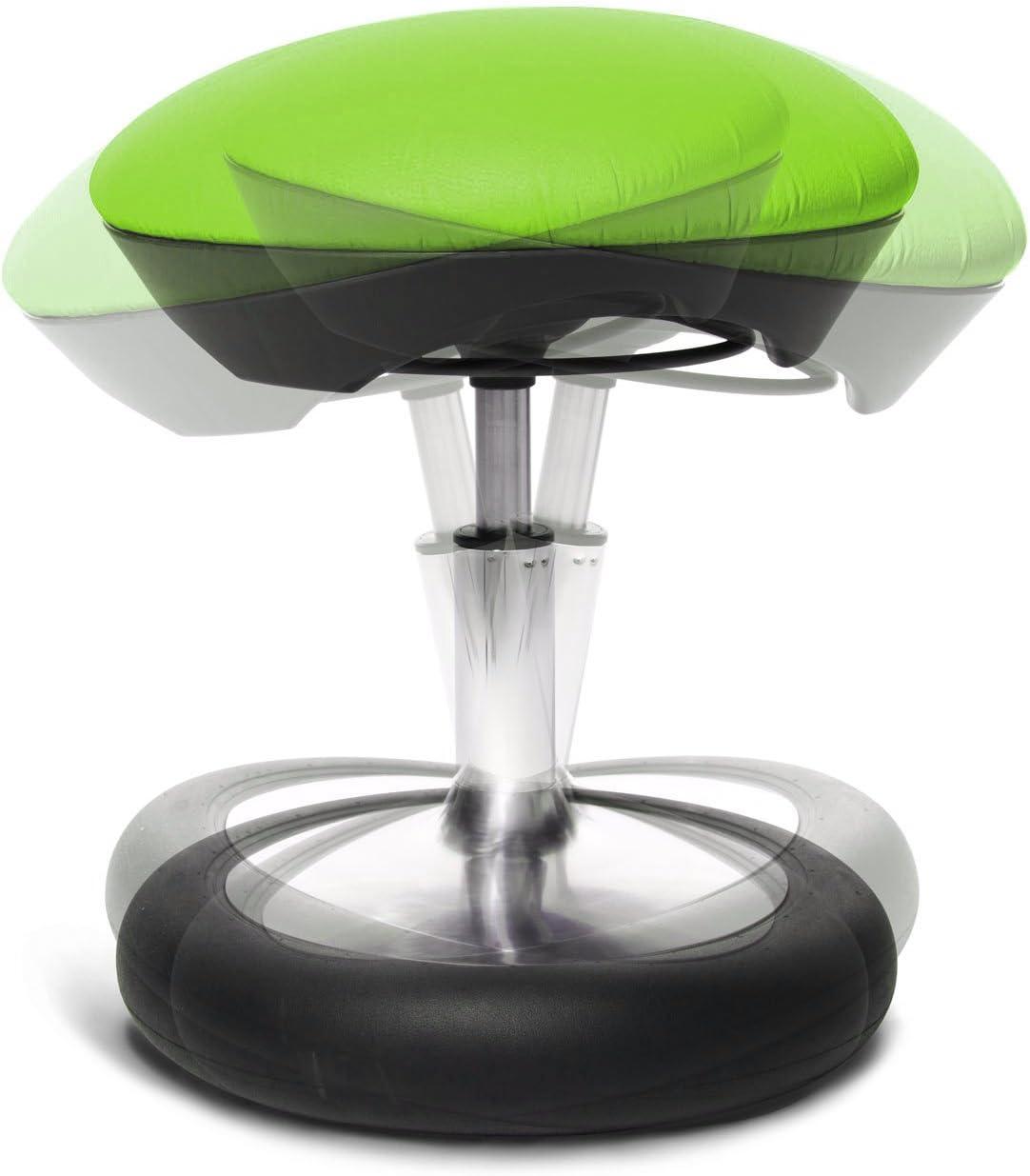 Bürostuhl Schreibtisch Fitness Schwing Hocker Topstar Sitness 20 grün B-Ware