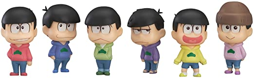 Mini Cm 4 Figures San ukToys co Assortment6Amazon Osomatsu KcJ1lF