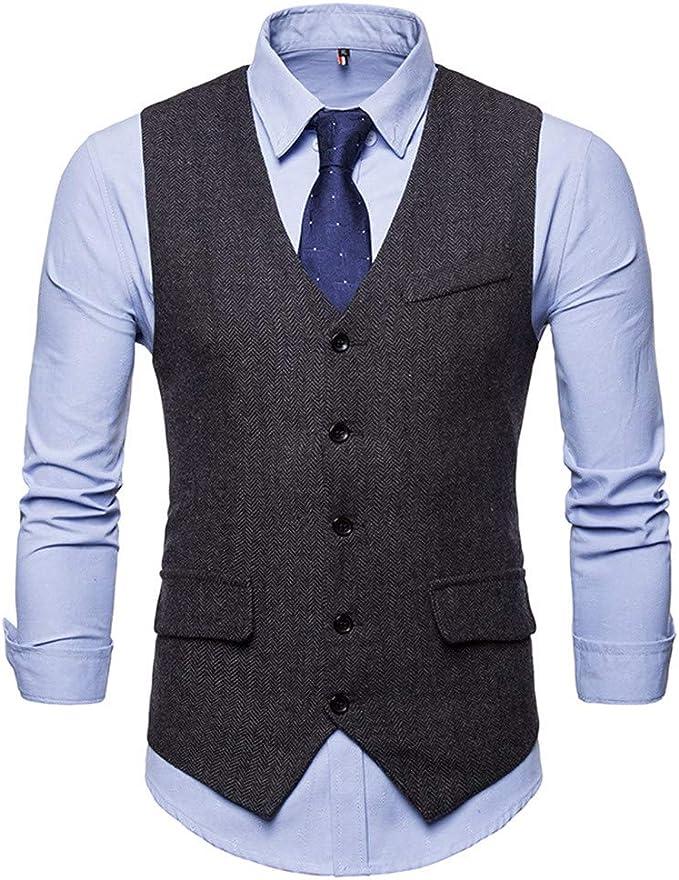 Elegante Abito Business Vestito Astuccio NUOVO GRIGIO