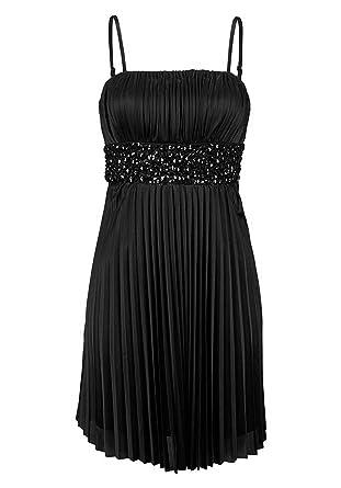 Laura Scott Evening - Robe - Cocktail - Opaque - Femme Noir Noir - Noir -  40: Amazon.fr: Vêtements et accessoires