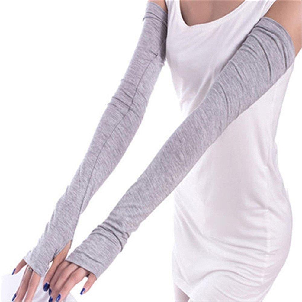 TRENTON Women's Golf Driving UV Sun Protection Fingerless Gloves Long Arm Sleeves