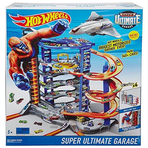 Hot Wheels The Super Ultimate Garage (Ultimate Garage Garage Storage)