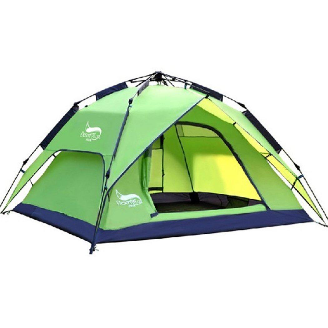 Camping Zelt, Fansport 3 Person Automatische Winddichtes Instant Zelt Wandern Zelt für Outdoor
