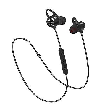 Auriculares Bluetooth, BARA E2 Auricular Magnéticos Bluetooth 4.1, Cascos Inálambrico CSR Chips HiFi Estéreo