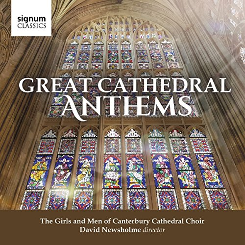 CD : Boyce - Great Cathedral Anthems (CD)